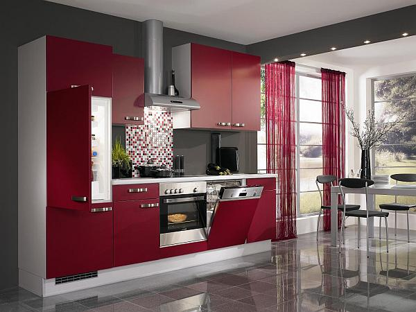 Small Kitchen Design L Shape