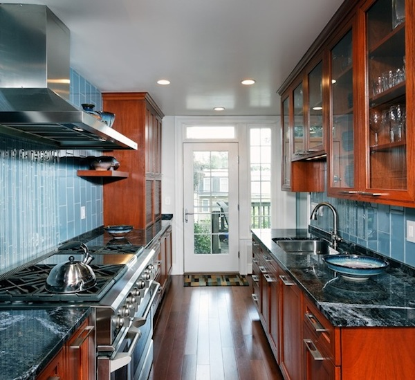 Beautiful Galley Kitchen Designs