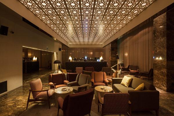 Asian Restaurant Interior Design