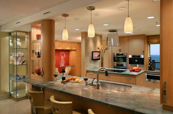 pendant lighting for kitchen # 83