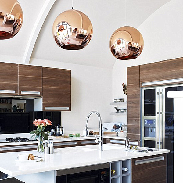 Modern Kitchen Hanging Lights