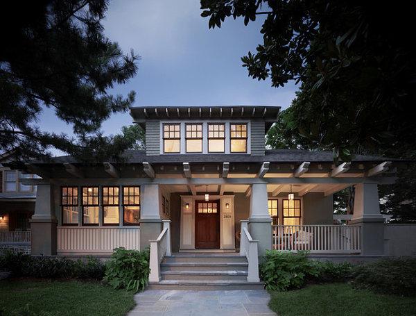 Bungalow Home Exterior Design Ideas