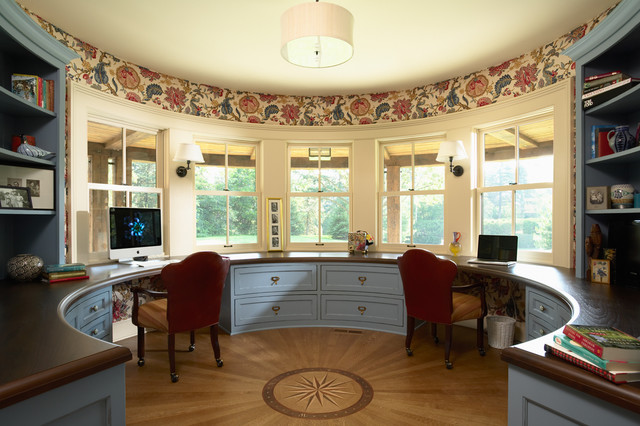 His And Hers Home Office Design Ideas