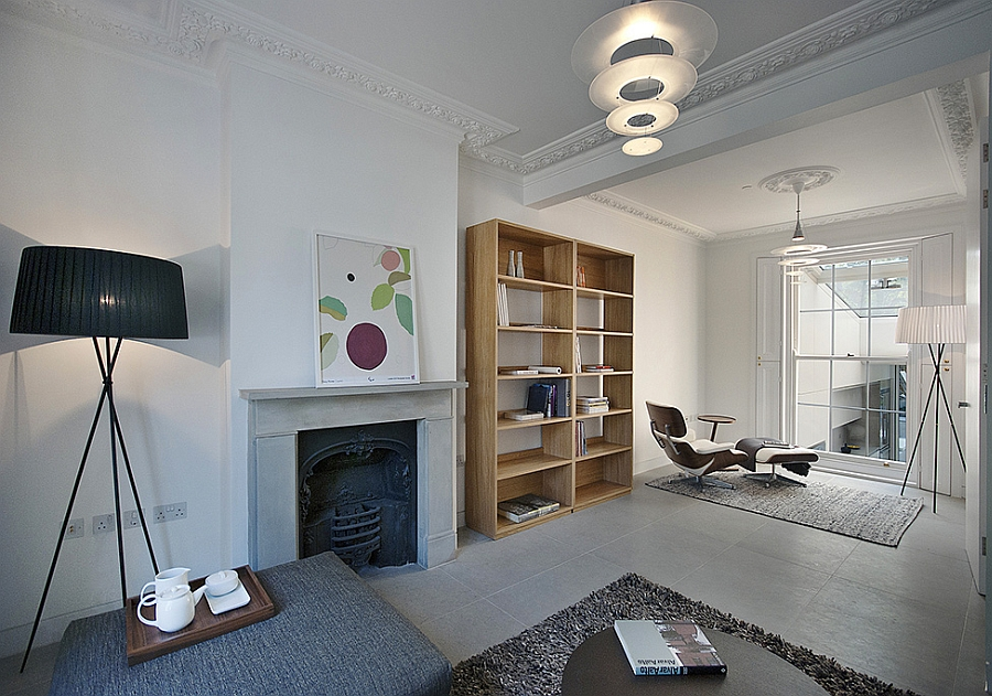 Quirky Living Room Design