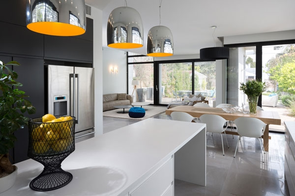 Beautiful Modern White Kitchens