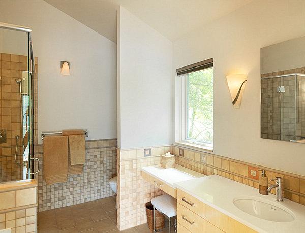 Rustic Bathroom Light Fixtures