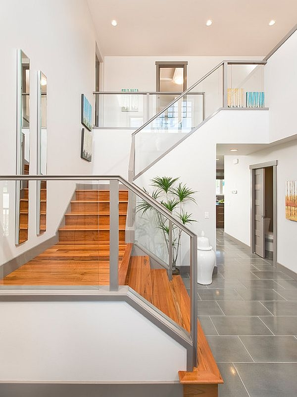 Five Areas Of Your Home That Look Great Dressed In Tile   Stairs Tiles Design For Home   Outside Staircase   Stair Tread   Color   Exterior   Custom