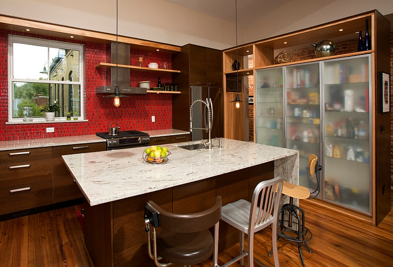 Kitchen Interior Design Tiles
