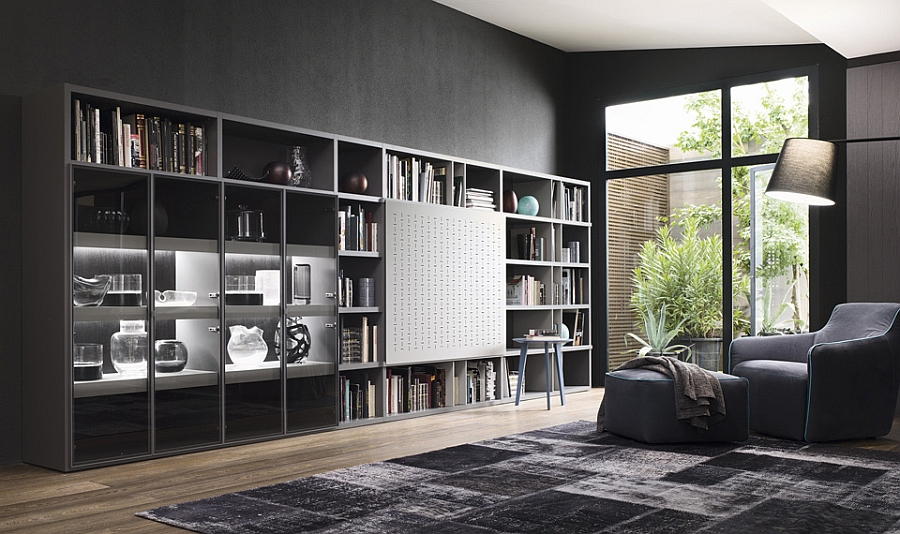 Wall Units Small Living Rooms