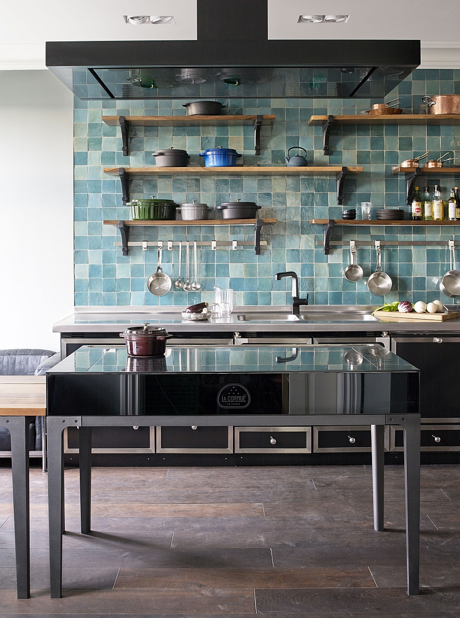 Small French Kitchen Ideas