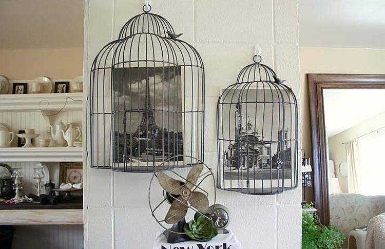 Vintage Chic Home Decor