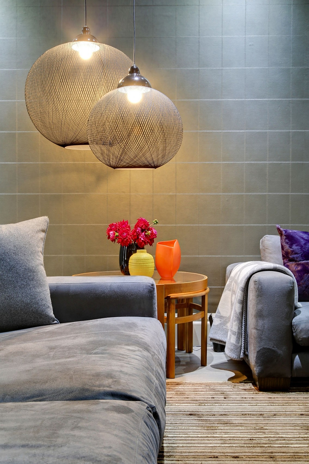 Exclusive London Bachelor Pad Design By Daniel Hopwood