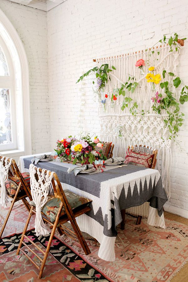 Wall Hanging Plants Ideas