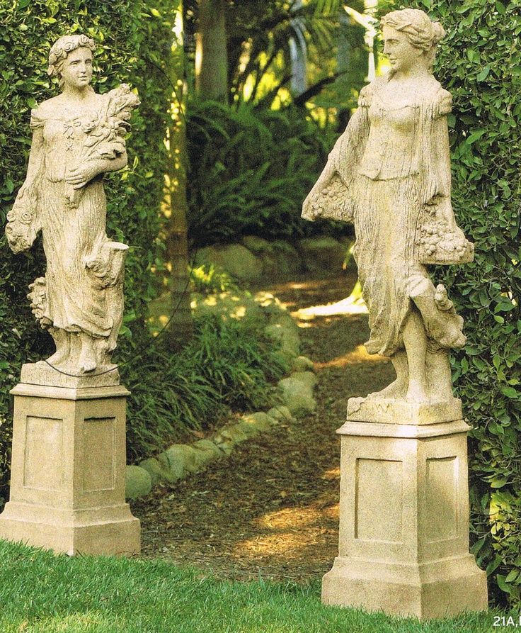 Front Lawn Ornaments