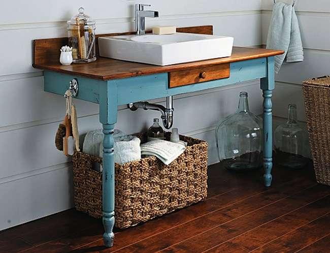 Singer Sewing Antique Desk