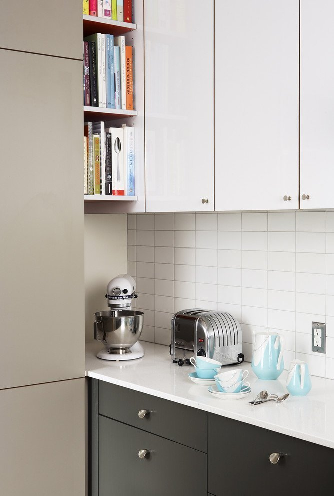 Small Narrow Kitchen Ideas
