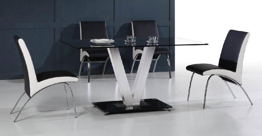 White Wood Kitchen Table Sets
