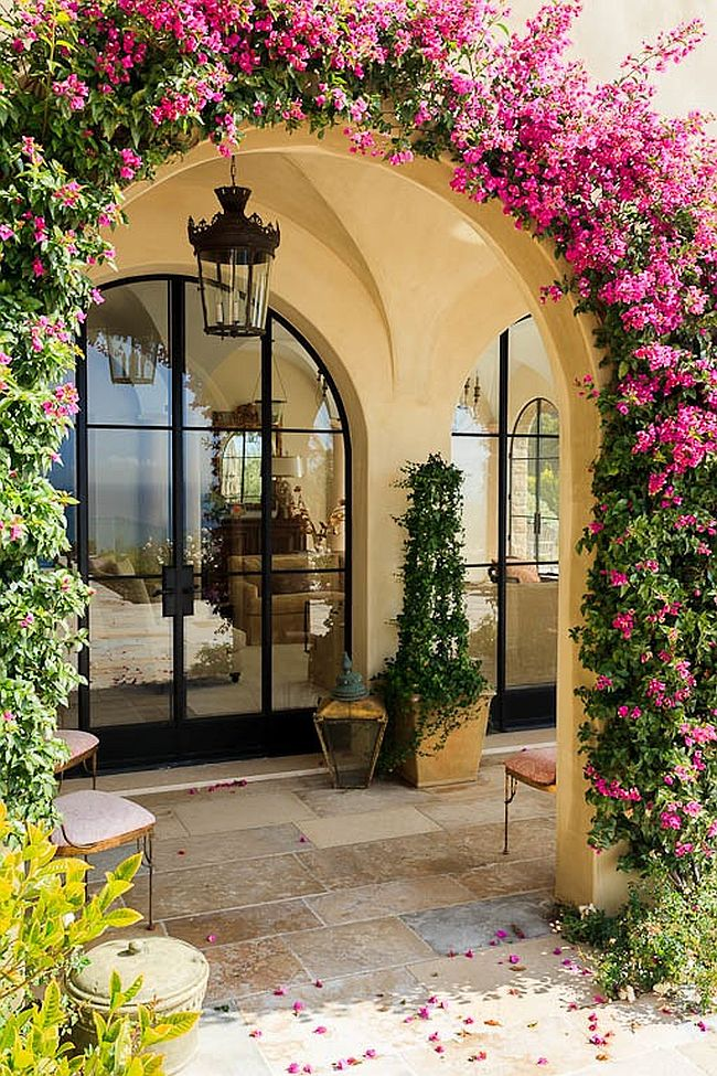 Mediterranean Patio Doors