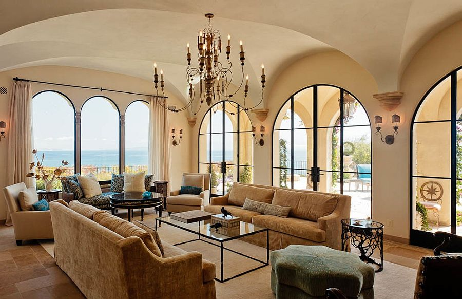 High End Living Room Sets