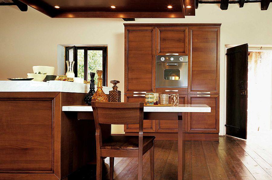 Certosa Luxury Kitchen Gives Timeless Italian Design A Modern Upgrade
