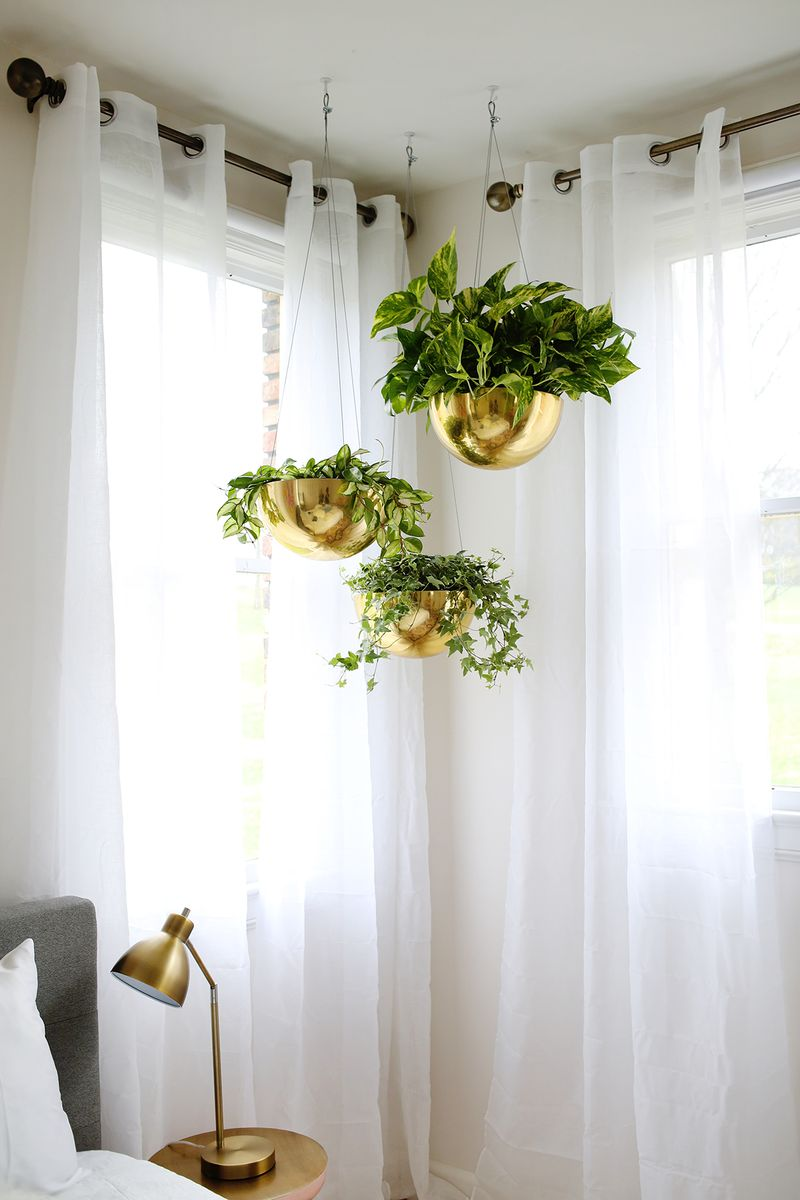 Indoor Hanging Plant Basket