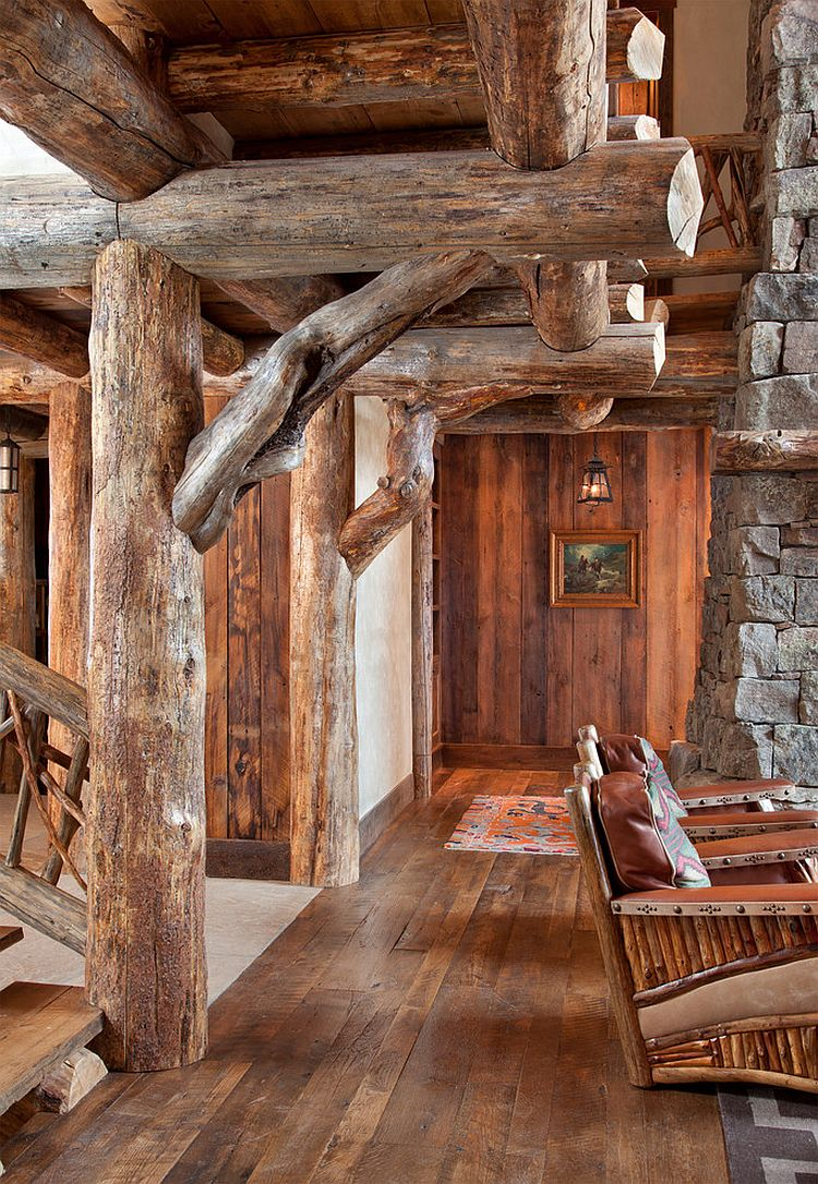 Spanish Peaks Cabin A Rustic Gateway To Big Sky S