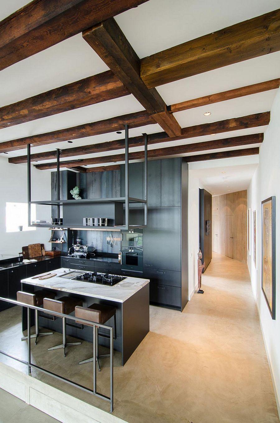 Amsterdam Canal House Turned Modern Loft By Standard Studio