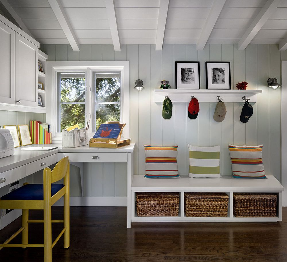 Modern Home Office Color Ideas