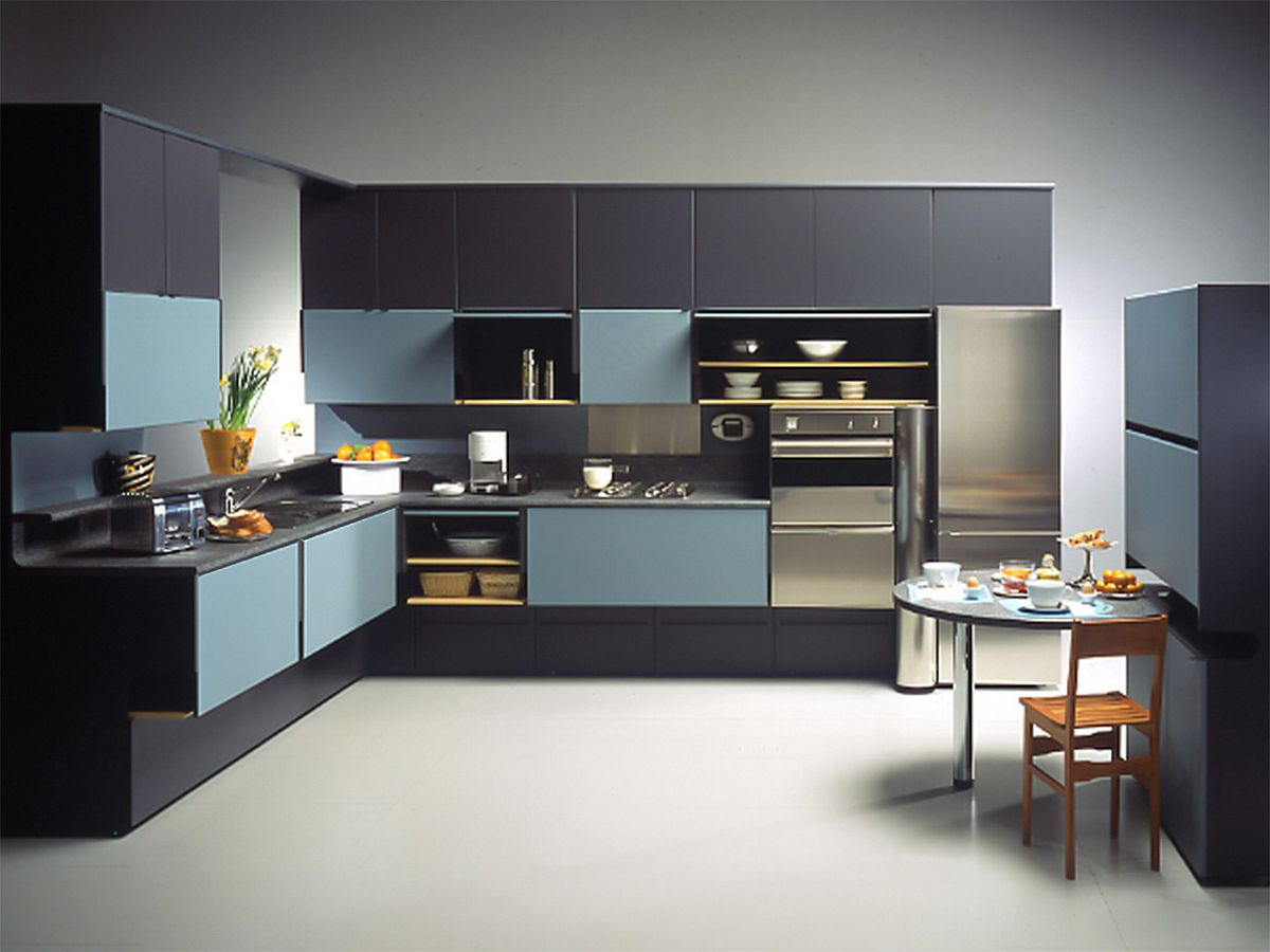 New Kitchen Designs India