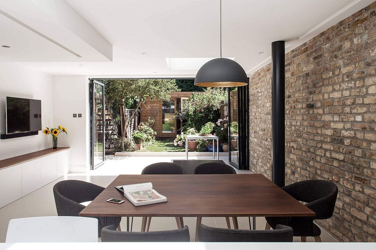 Light Space And A Cheerful Family Zone Modern Extension