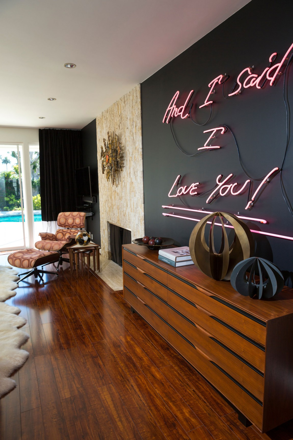 Neon Sign Interior Design