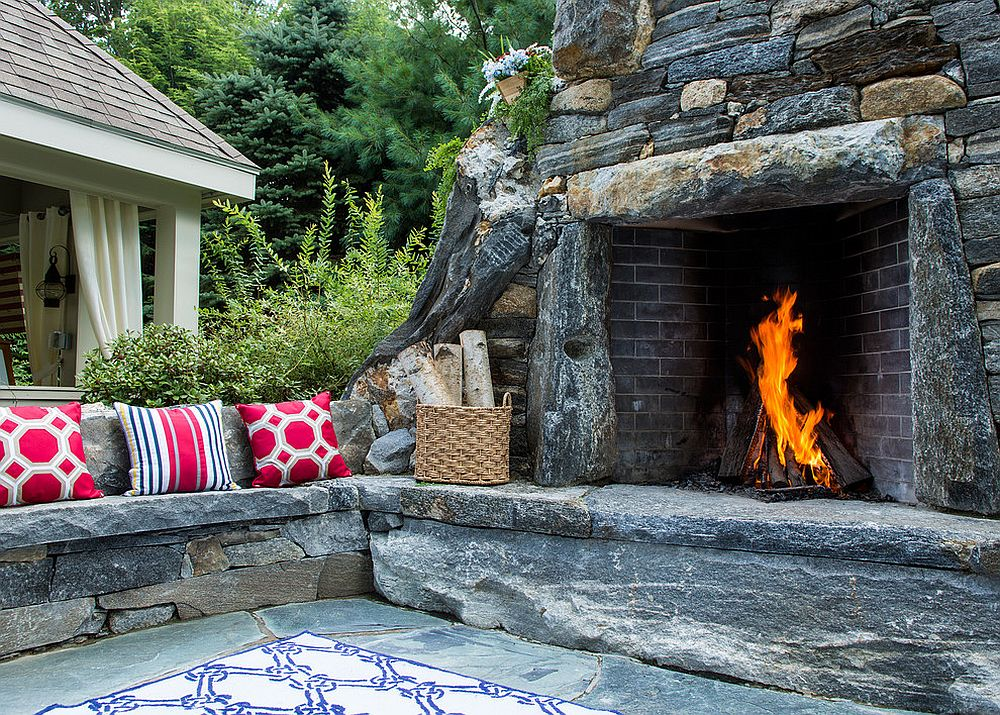 Trendy And Sustainable Natural Stone Makes A Rocking