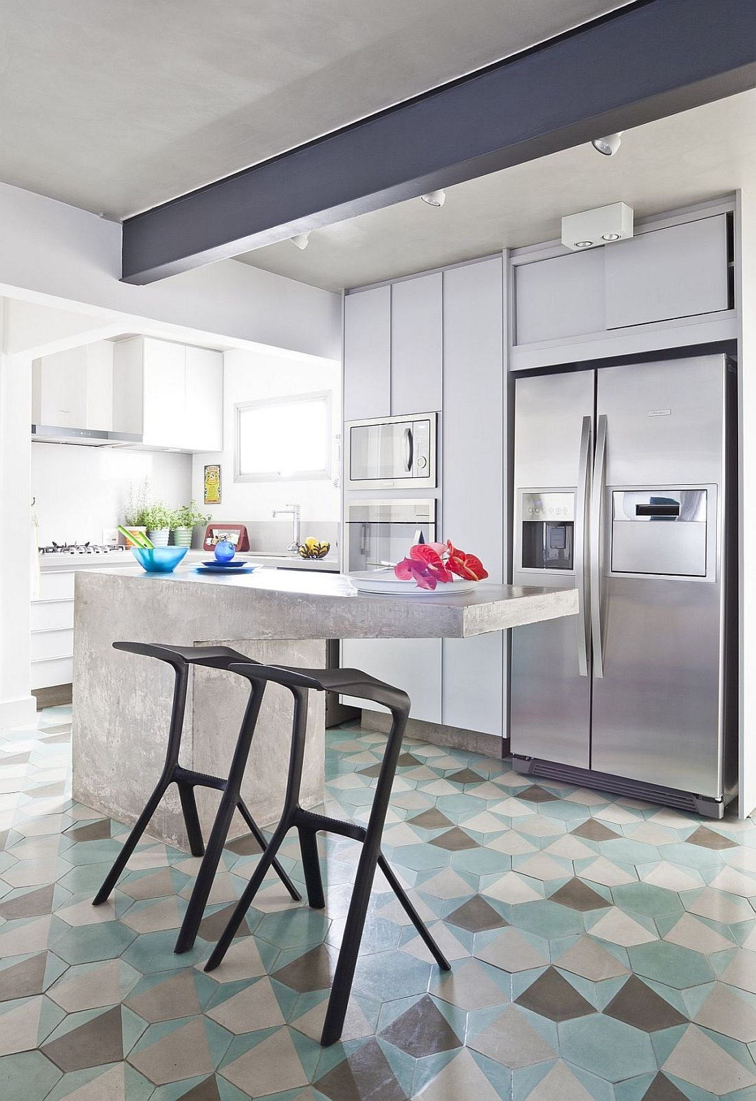 Stainless Steel Kitchen Design