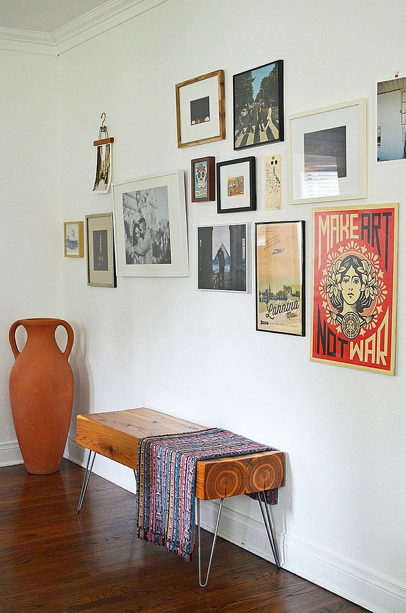 11 Ways To Decorate The Entryway With Floor Vases