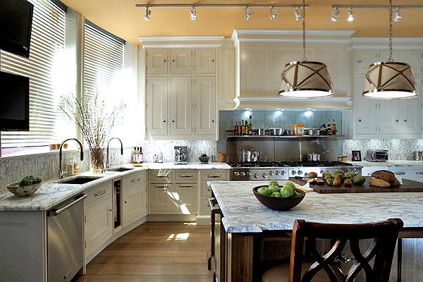 Kitchen Drum Pendant Light