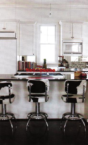 Contemporary Kitchen Bar Stools