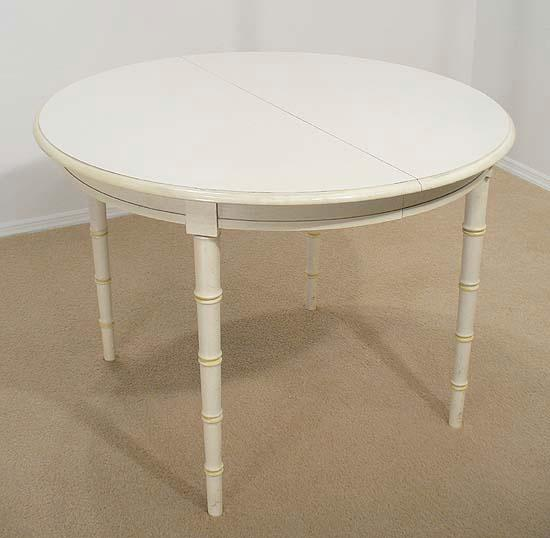 Dining Rooms Round Tables