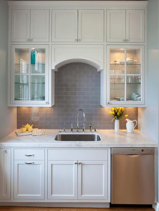 Grey Kitchen Tiles Ideas