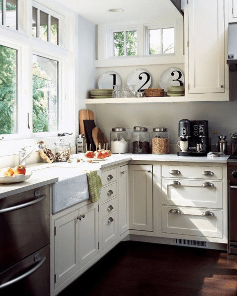 Small Farmhouse Kitchen Design