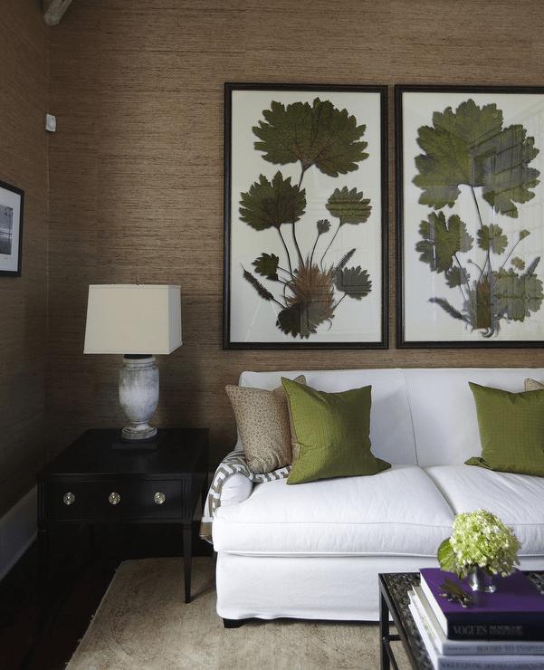 Framed Botanical Sets Art