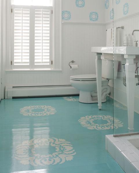 Glossy Concrete Floor Paint