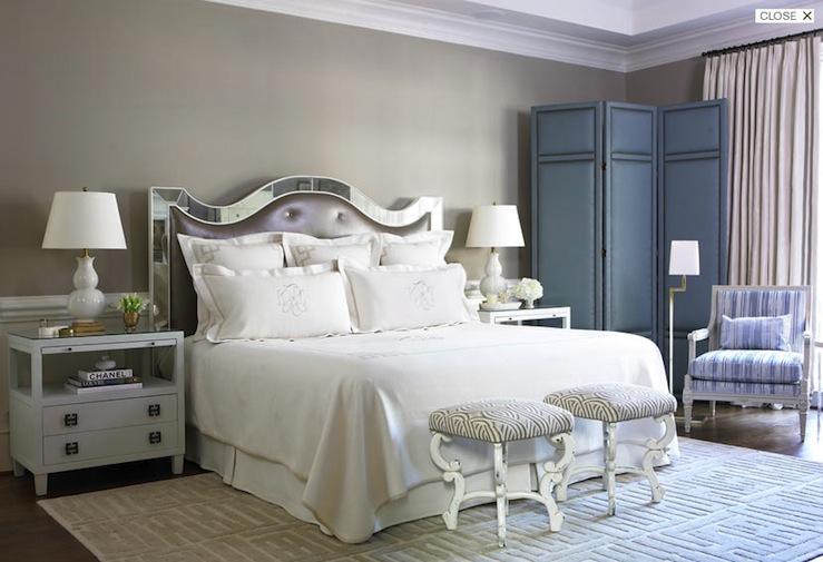 White Regency Headboard Furniture
