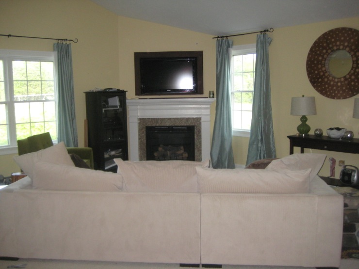 Sets Blue Living Furniture Room
