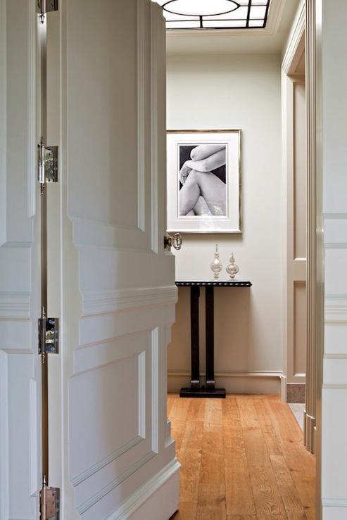 Hidden Door Contemporary Entrance Foyer Studio