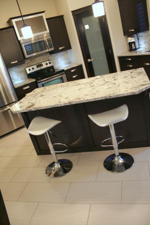 Island Kitchen And Bath