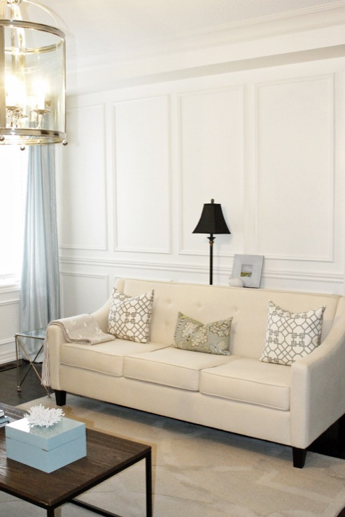 Wainscoting Ideas Living Room