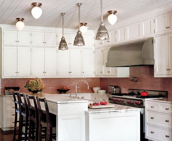 Kitchen Tile Ideas White Kitchen