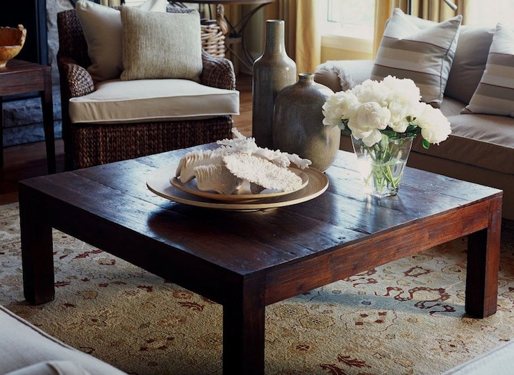 Round Living Room Table Sets