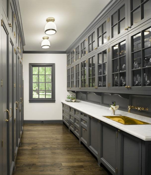 Galley Kitchen Lighting Layout