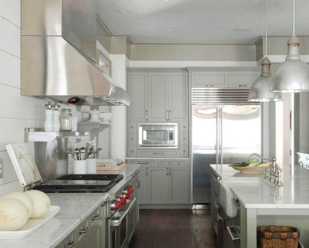 L Shaped Kitchen Design Island